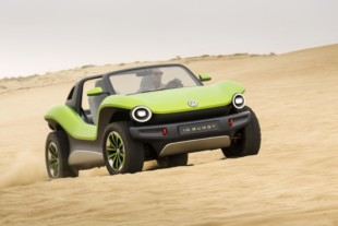 VW's Concept Buggy Will Be At Pebble Beach Concours d'Elegance