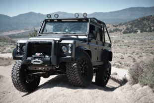 007 Villains Rejoice, Your Himalaya Defender Spectre Edition is Here