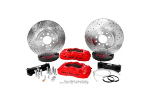 "Baer Introduces Pro Front Brake Kits For Jeep JT With 17""+ Wheels"