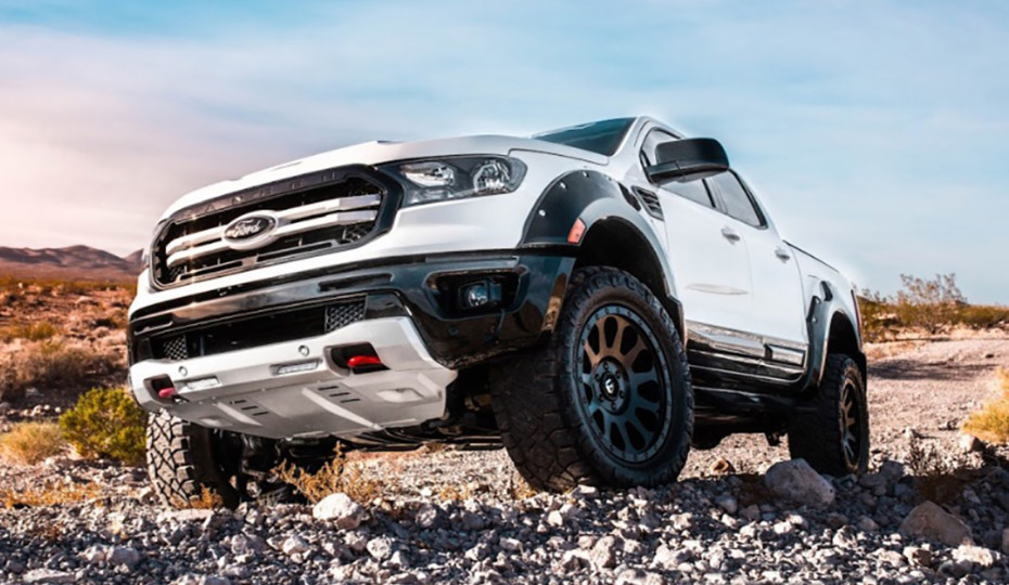 BDS Releases 2019 Ford Ranger Performance Upper Control Arm Kits
