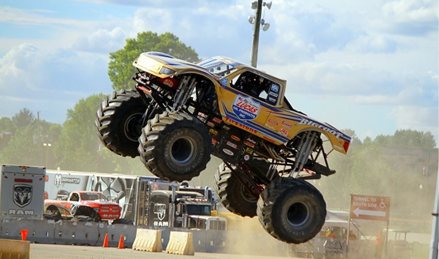Event: 38th O'Reilly Auto Parts Fall 4-Wheel Jamboree Nationals