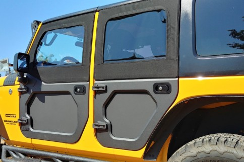 Install: Bestop Core Doors On A JK Wrangler