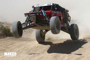 JP Gomez Wins 2nd Straight Ridgecrest Ultra4 Race With MORE, SNORE