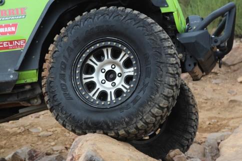 Rocky Times: Testing Out Nexen Tire's Roadian MTX In Big Bear