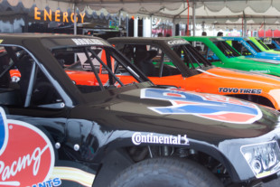 Stadium Super Trucks Invade Portland Grand Prix