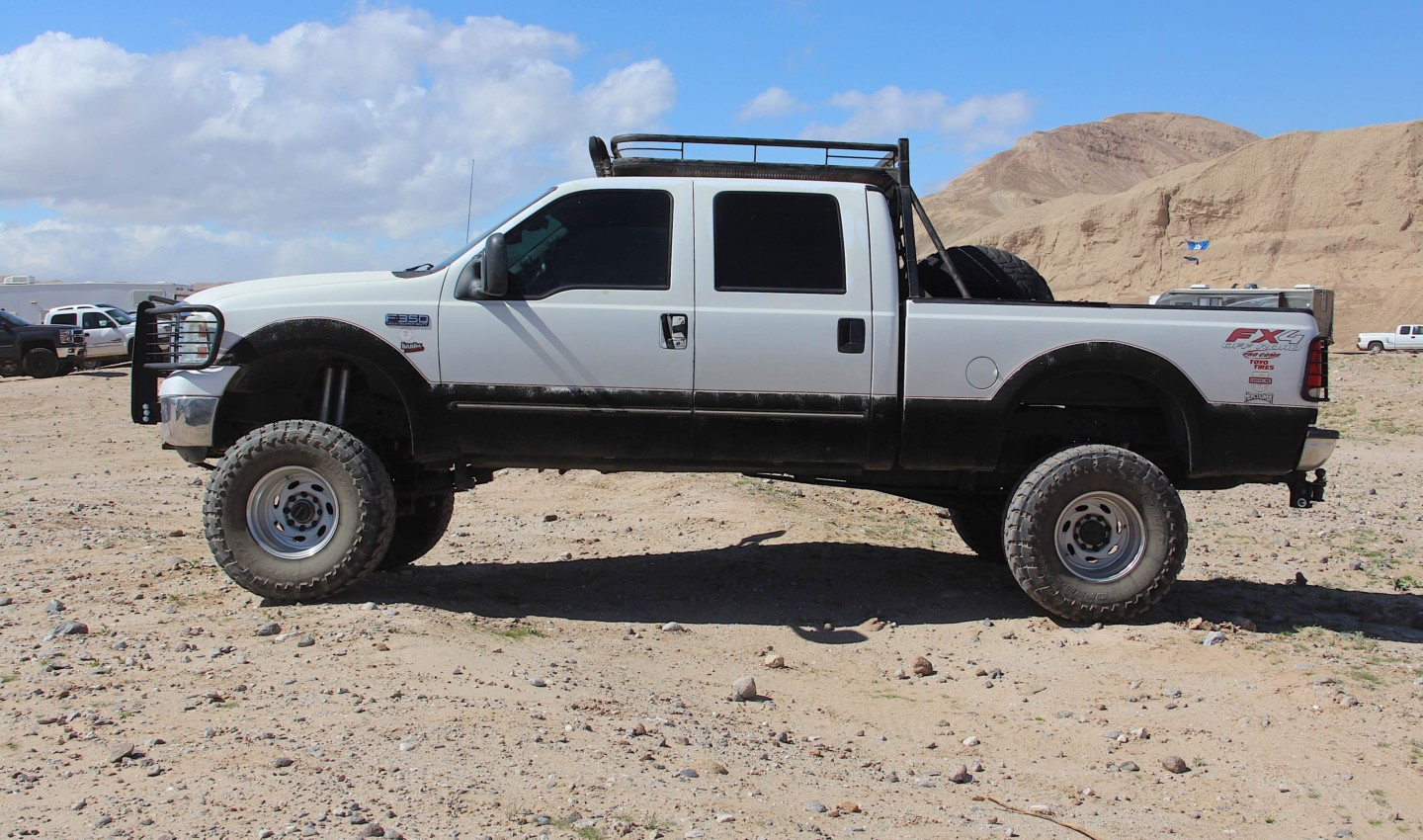 Superb Duty: Jose Marquez's 1999 Ford F-350