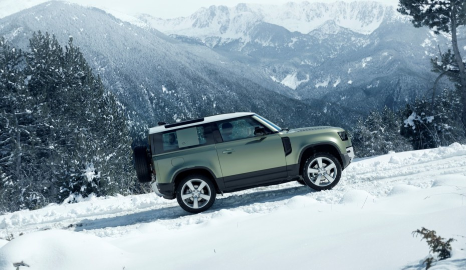 The Land Rover Defender Has Been Redesigned For 2020