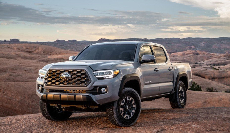 Toyota Plans To Stay In Front With 2020 Tacoma