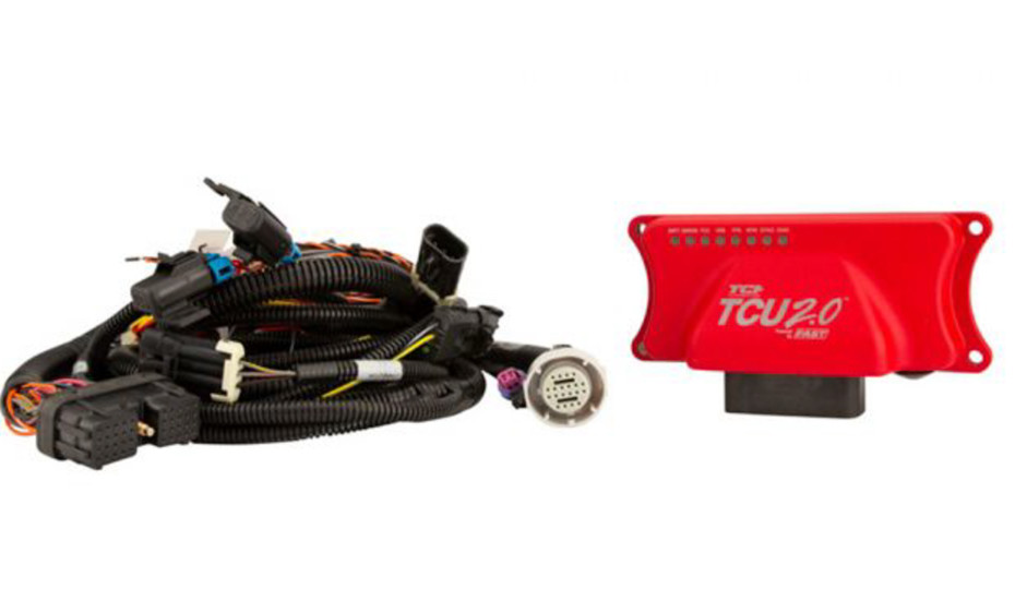 Transmission Control Refined: The TCU 2.0 Transmission Controller