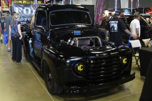 1948 Ford Dune Truck At The 2019 Sand Sports Super Show