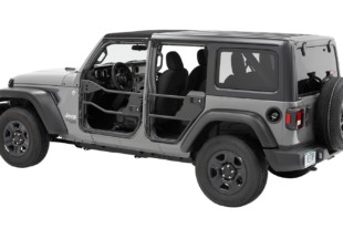Bestop Releases Element Doors For Wrangler JL And Gladiator JT