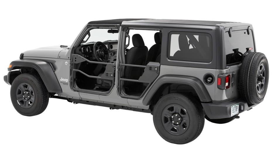 Bestop Releases Element Doors For Wrangler JL And Gladiator JT
