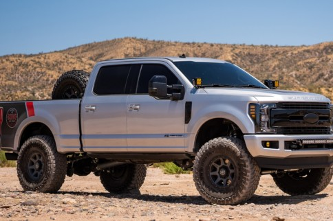 ICON Releases 2017-19 Ford Super Duty Coilover Conversion Systems