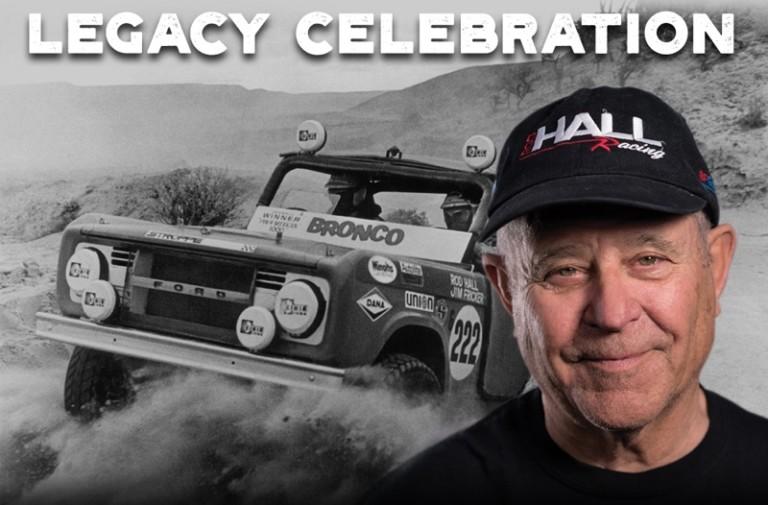 Kicking Off SEMA Week: Rod Hall Legacy Celebration