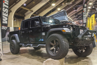 2019 Off-Road Expo: Westin Makes A Battle-Ready Gladiator