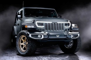 ORACLE Introduces Vector ProSeries Jeep Wrangler JL Grill
