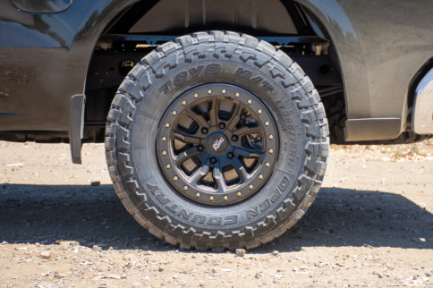 Right Sizing: How To Properly Select A Larger Tire Size