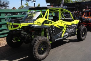 Speed SXS Stormed The 2019 Sand Sports Super Show