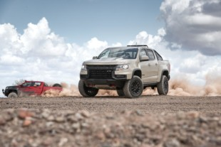 Unveiled: 2021 Chevrolet Colorado And Future Racing Plans