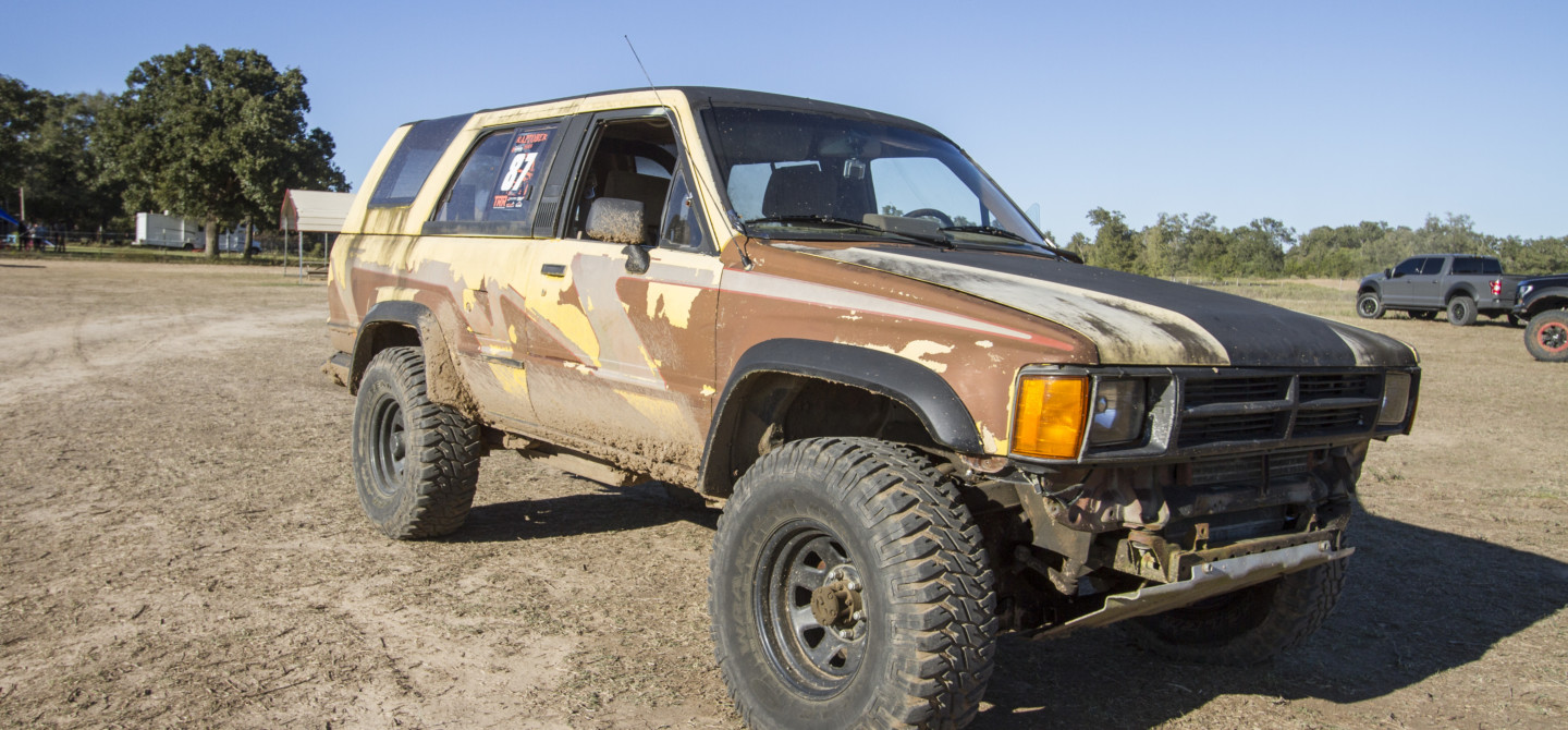 Stock Mobbing In A 1987 Toyota Takes The Cake In Texas