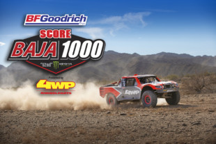 SCORE And 4 Wheel Parts Team Up For Multi-Year Partnership