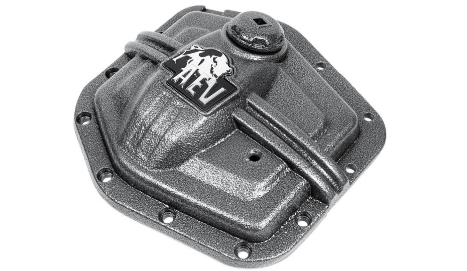 AEV Releases 2015+ Chevy Colorado Rear Differential Cover