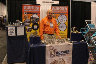 SEMA 2019: Aurora Bearings Brings Mil-Spec Solutions To Suspensions