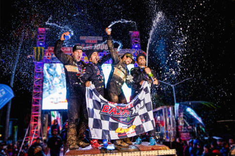 Baja 1000: Ampudia Brothers Take The Crown In A Muddy Race