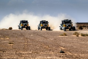 Video: Can-Am Explains The Ultimate Off-Road Desert Rally