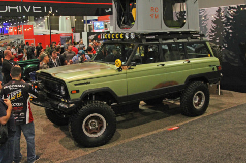 SEMA 2019: KC HiLiTES Lights the Way