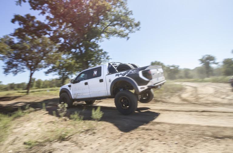 RaptoberX Terrorizes The Rally Ready Ranch