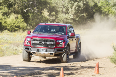 RaptoberX Terrorizes The Rally Ready Ranch