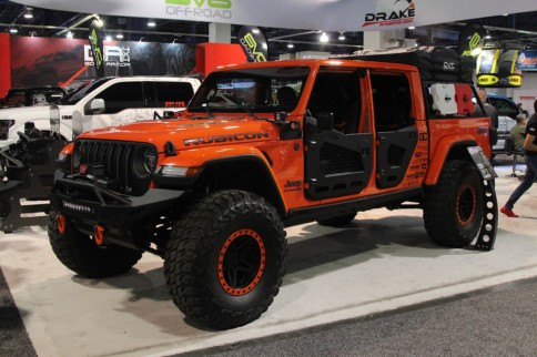 SEMA 2019: Addictive Desert Designs' Fully Equipped Gladiator