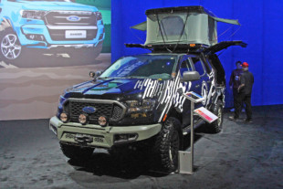 SEMA 2019: Advanced Accessory Concepts Modified Ford Ranger Truck