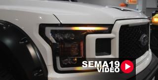 SEMA 2019: AlphaRex F-150 NOVA Headlights Offer Style, Functionality