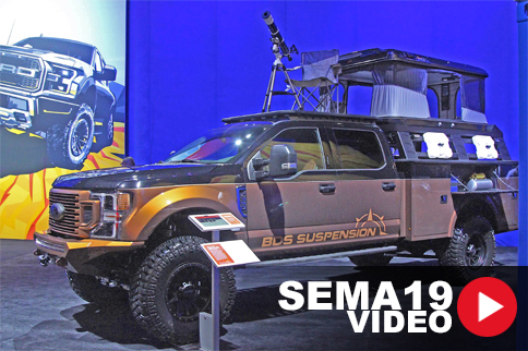"SEMA 2019: BDS's 2020 Ford F-350 ""Go Beyond"" Build"