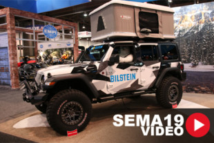 "SEMA 2019: Bilstein ""Shocks"" And Awes With New 8100 Series Offerings"