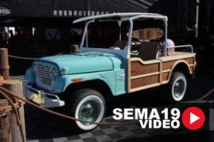 "SEMA 2019: Catching Ten With The ""Coastal Cruiser"" ROXOR Build"