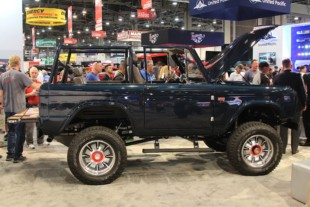 SEMA 2019: Eaton Dazzles With One-Of-A-Kind 1974 Bronco