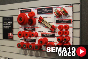 SEMA 2019: Energy Suspension Poly Bushings And Chevy Trucks
