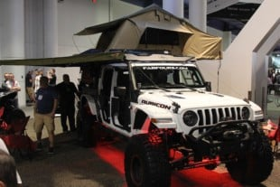 SEMA 2019: Fab Fours Jeep Gladiator Dominates The Arena