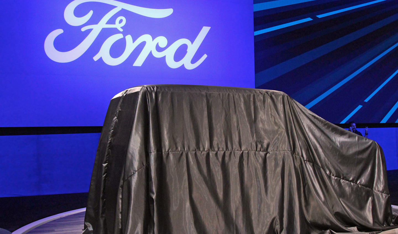 SEMA 2019: Ford, Jay Leno Reveal Mystery 4x4 Build