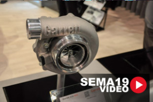 SEMA 2019: Garrett's New Powermax Turbos And Intercoolers