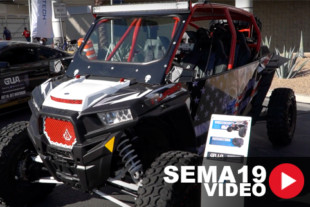 SEMA 2019: GU Auto's Infrared Night-Vision Delivers Off-Road Safety