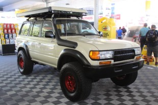 SEMA 2019: Long Live Neil Tjin's 1994 Land Cruiser