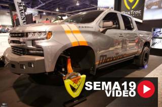 SEMA 2019: MaxTrac Suspension Showcasing Late-Model GM 2WD Lift Kits
