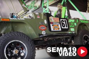 SEMA 2019: Ned Bacon's Roxor Went From Utility To Performance