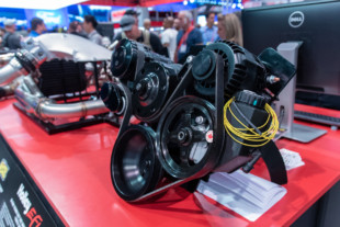 SEMA 2019: New Mid-Mount Engine Accessory Drive