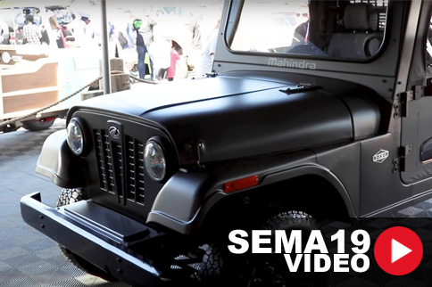 SEMA 2019: Roxor Offroad's Roxbox Is Unique Utilitarian And Offroad