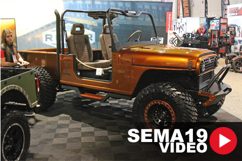 "SEMA 2019: ""The Marshal"" ROXOR Build"